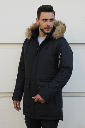 мужские куртки аляски болоневые