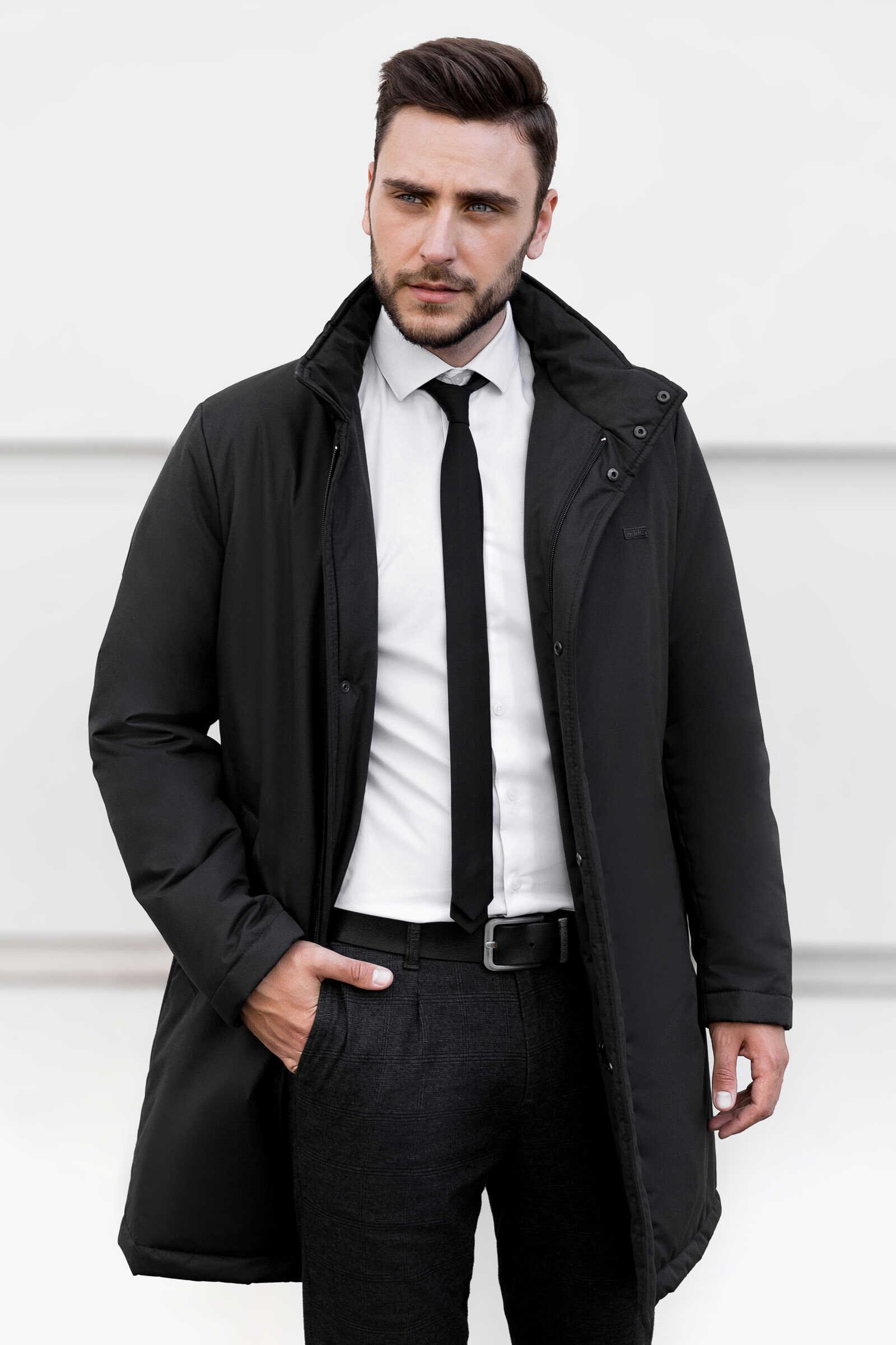 Мужские куртки. Стильные фасоны и тренды сезона осень-зима 2020-2021 - фото