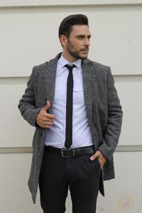 Мужское пальто оптом Украина - фото