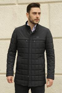 Можно ли носить мужскую куртку поверх пиджака? - фото