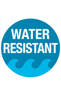 Что означает знак wind stopp и water resistance? - фото