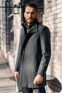 Как узнать размер пальто мужское - фото