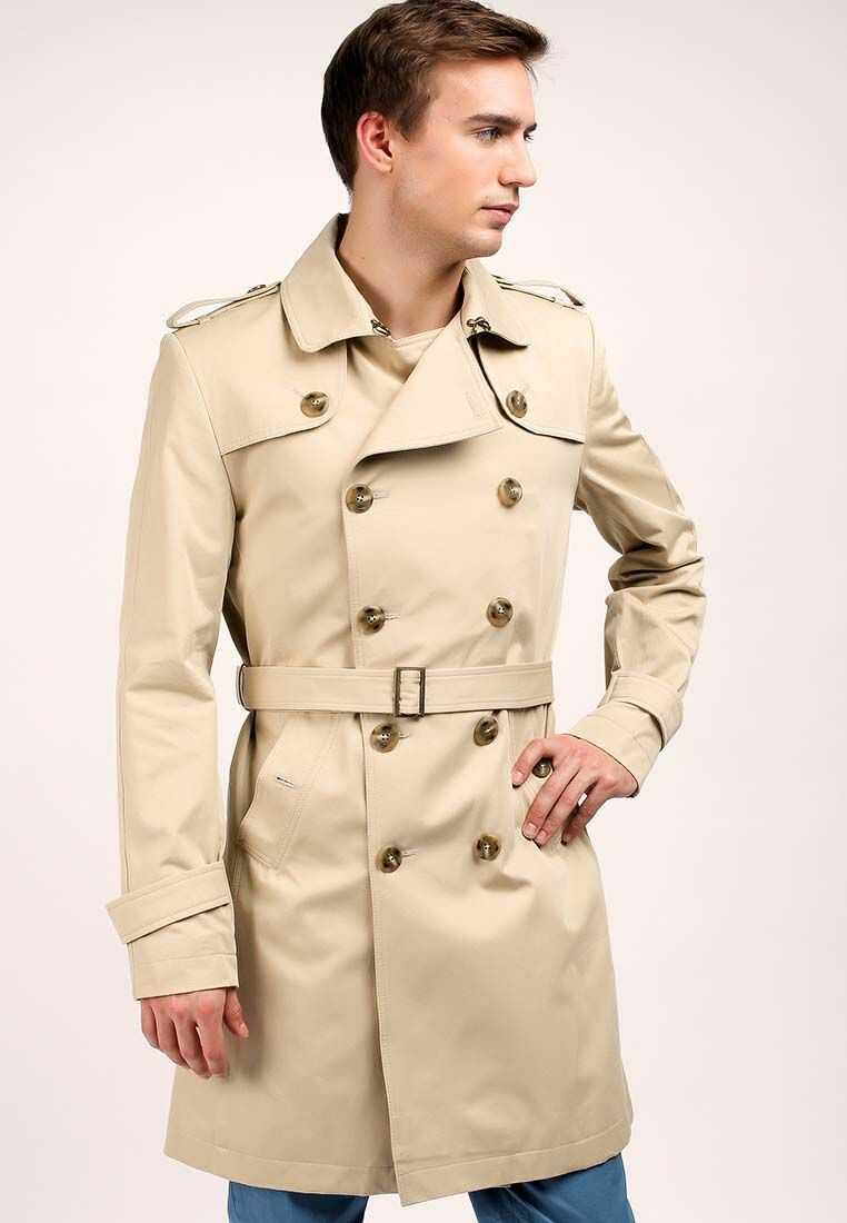 Когда носить мужское пальто - фото