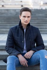 Купить демисезонную куртку мужскую Харьков - фото