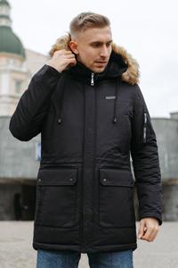 Мужские куртки парки-аляски: стильная защита от холода - фото