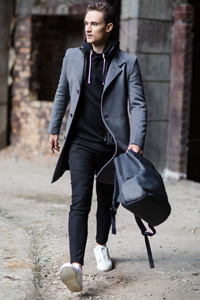 Мужское пальто в Запорожье - фото