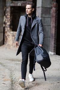 Мужское пальто Одесса - фото