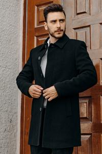 Пошив пальто на заказ - фото