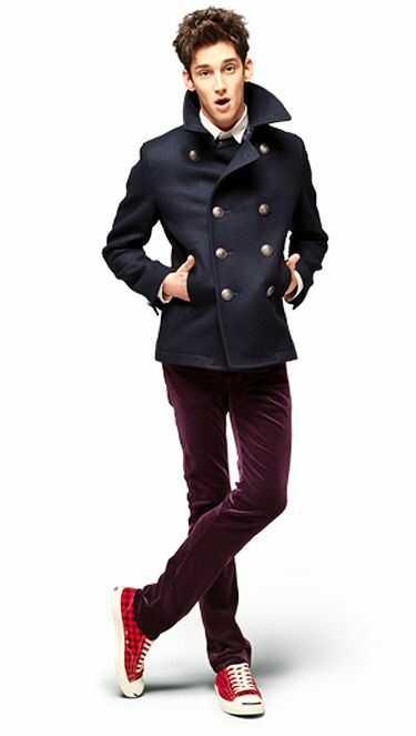 А вам нравятся мужчины в пальто?