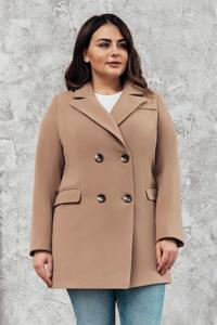 Женские пальто короткие -  фото