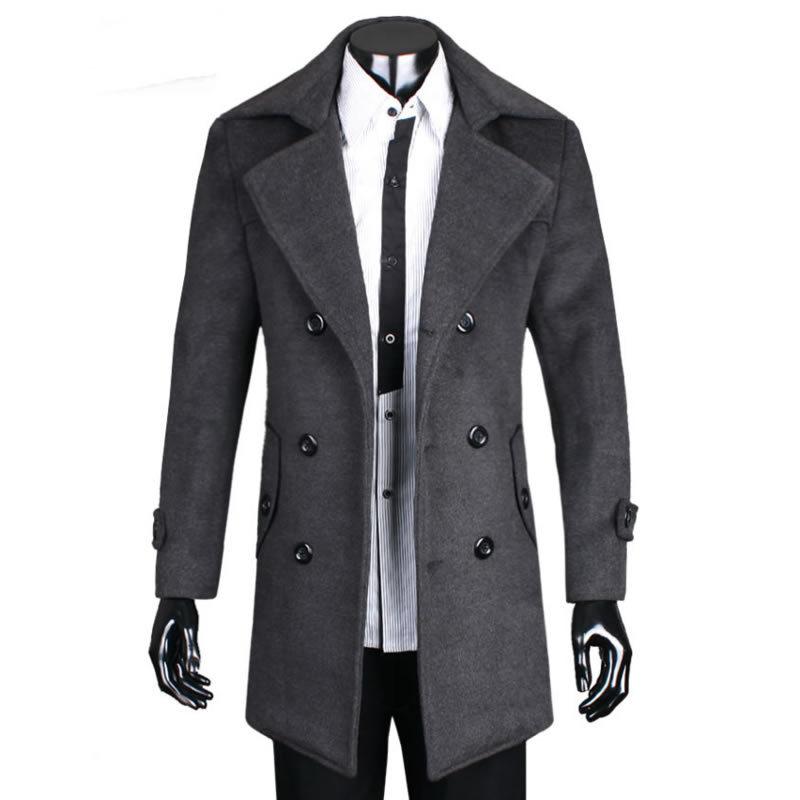 Качественные мужские пальто Киев bdae347153d1b