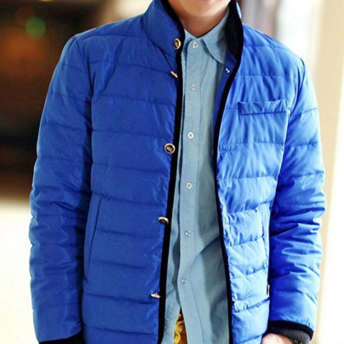 6560a3f388b4 Купить мужскую синюю куртку Днепропетровск