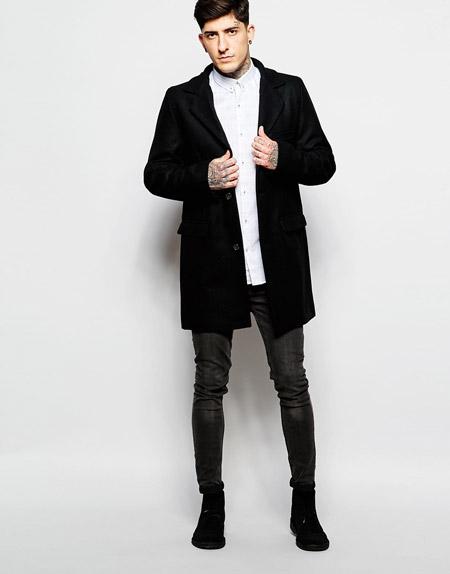 0a27f51fa8a Модные мужские пальто 2017