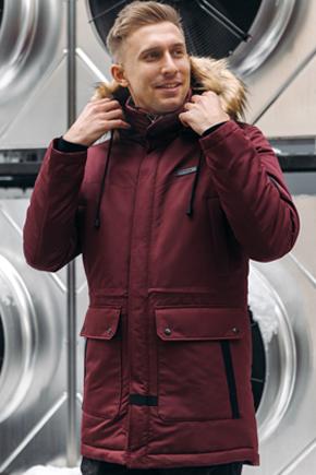 чоловічий верхній одяг зимовий