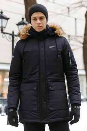 мужские куртки аляски длинные