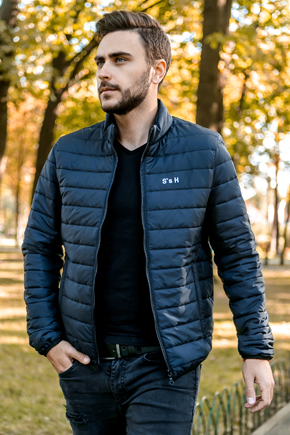 болоньевая куртка мужская