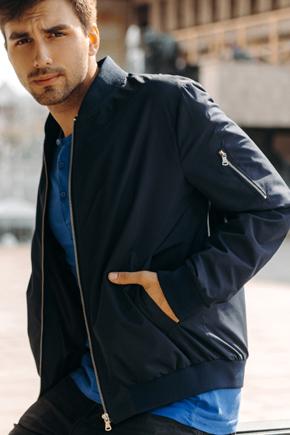 летняя куртка мужская