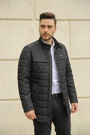 куртки чоловічі комір стійка