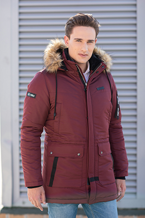 чоловічі зимові куртки великих розмірів