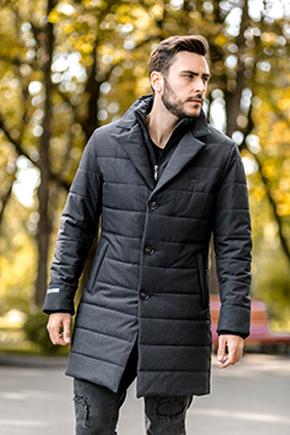 куртки зимние классические