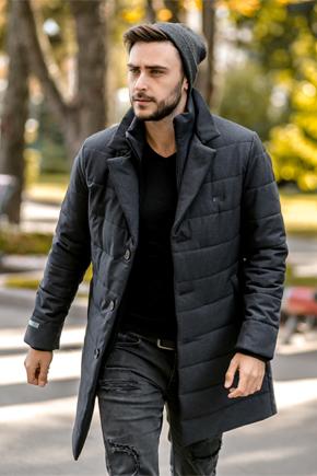куртки зимние приталенные