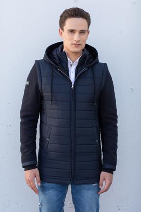 мужские зимние куртки с капюшоном