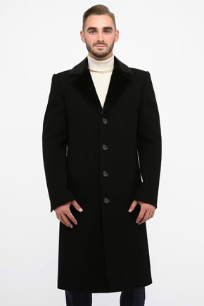 довге пальто нижче коліна чоловіче