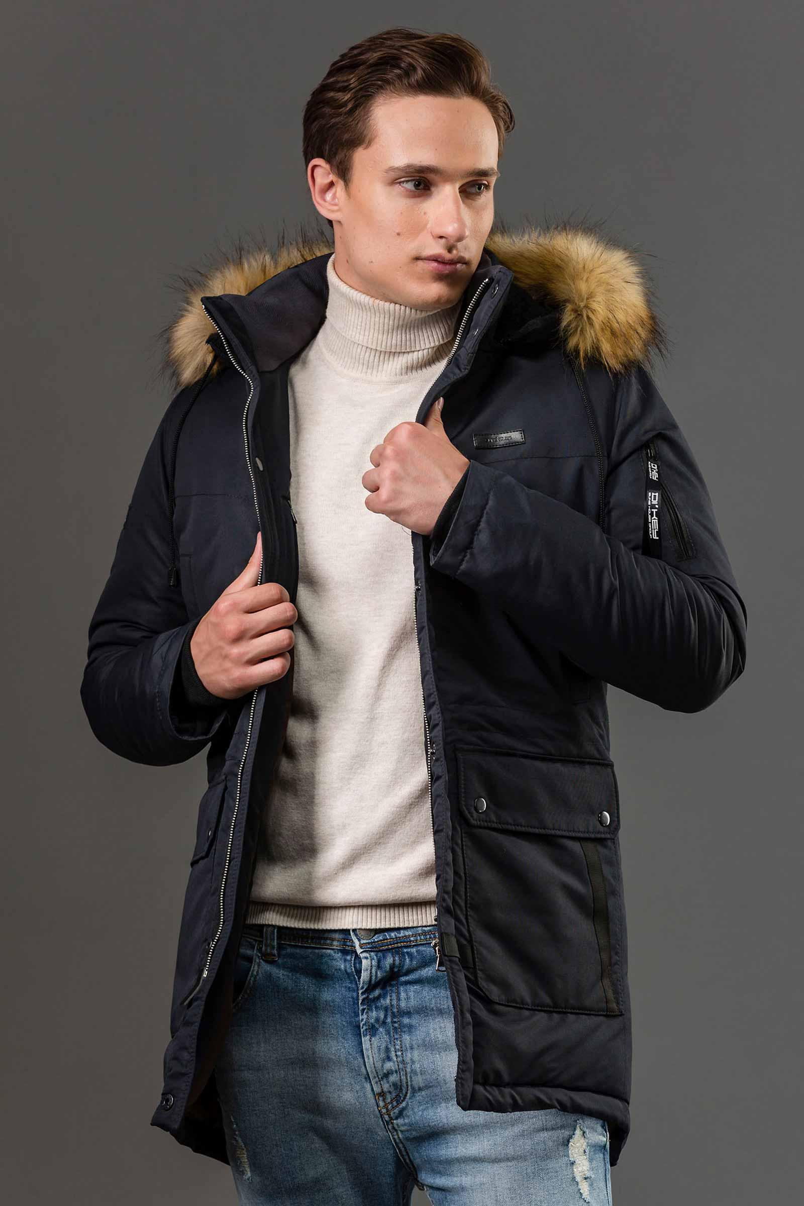 Купить мужскую куртку Николаев - фото