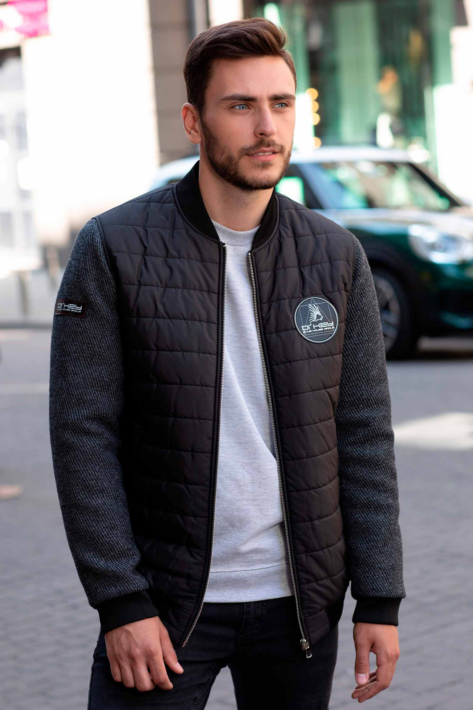 Мужская куртка недорого Днеп - фото