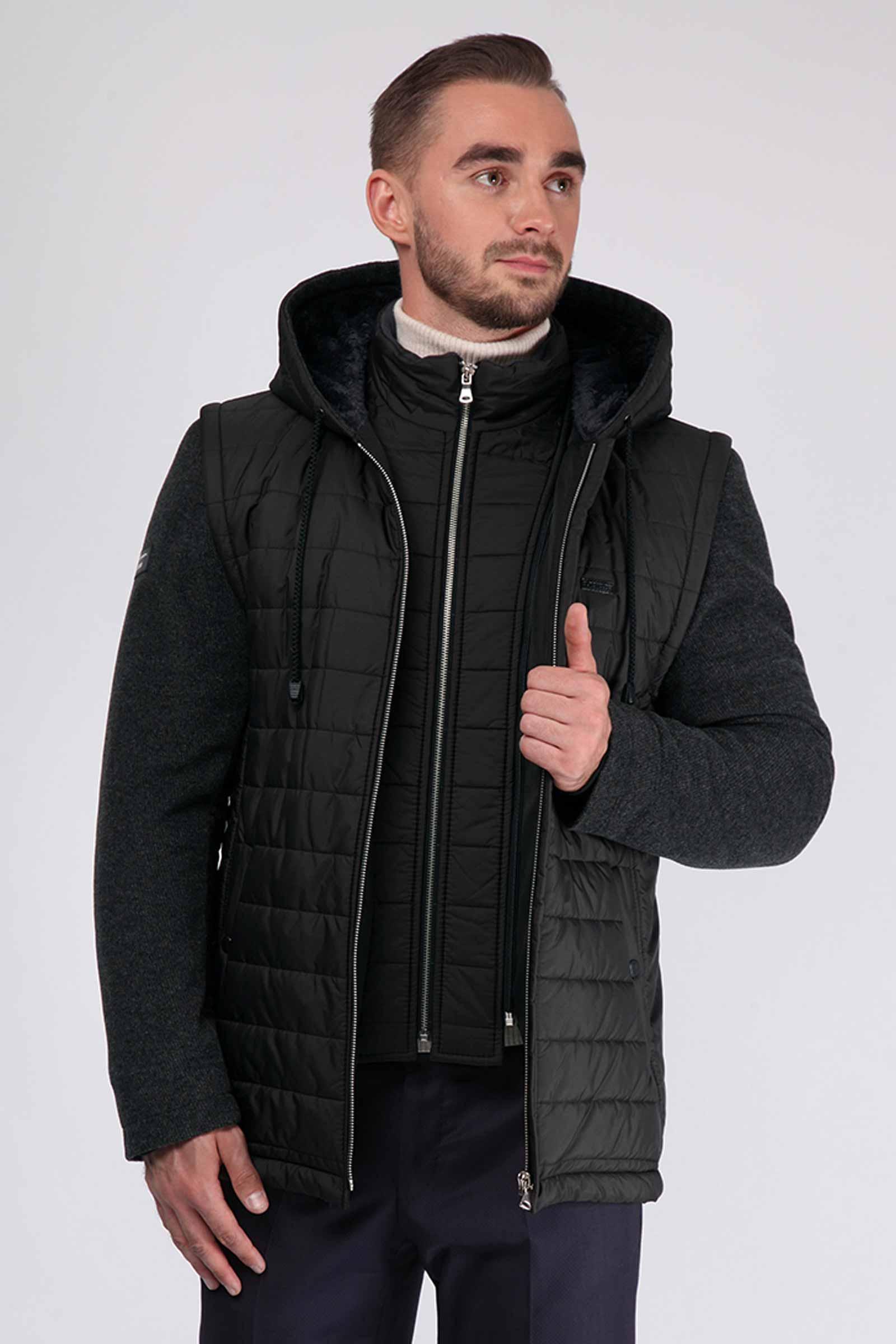 Где купить мужскую зимнюю куртку - фото