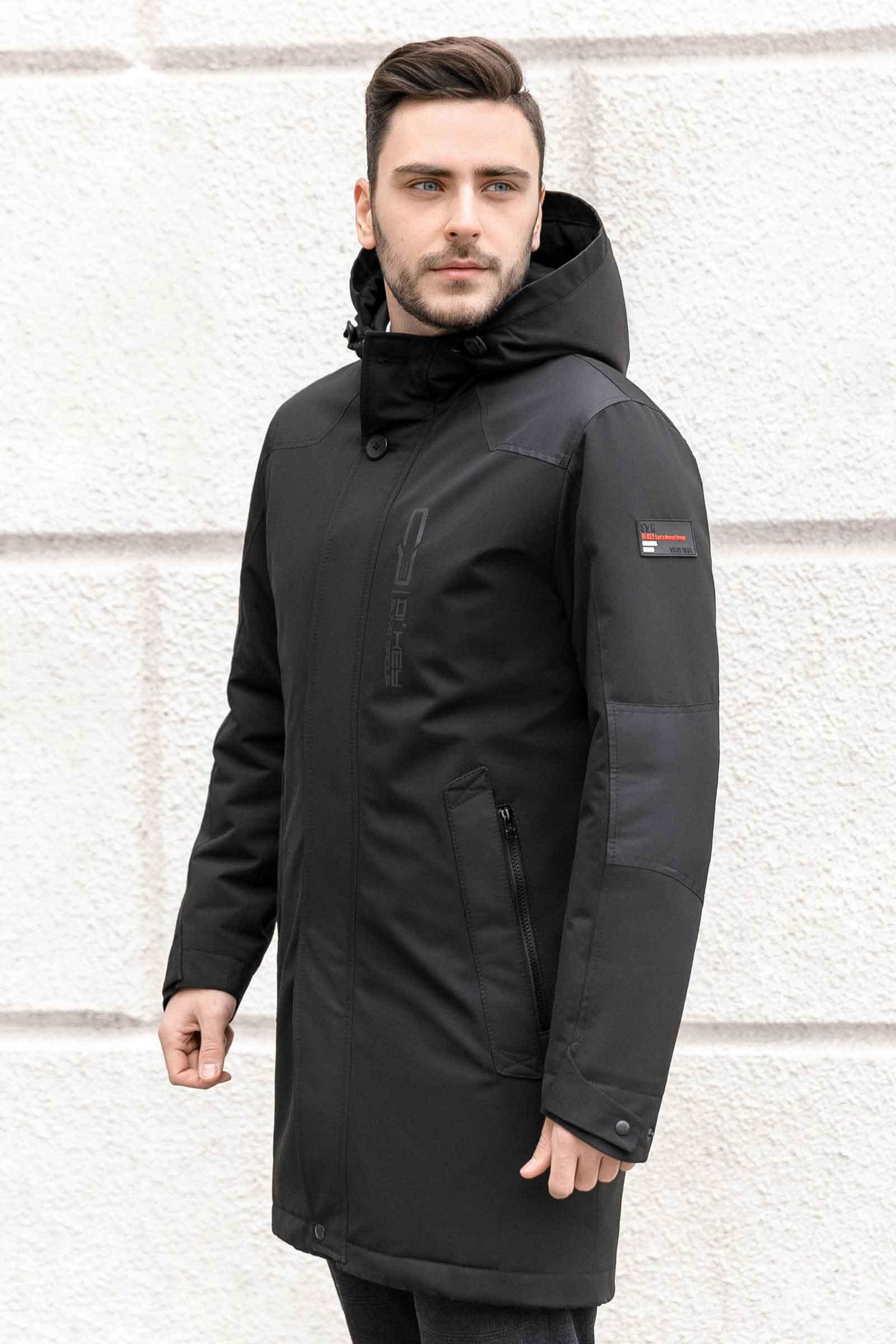 Новые модели мужских курток - фото