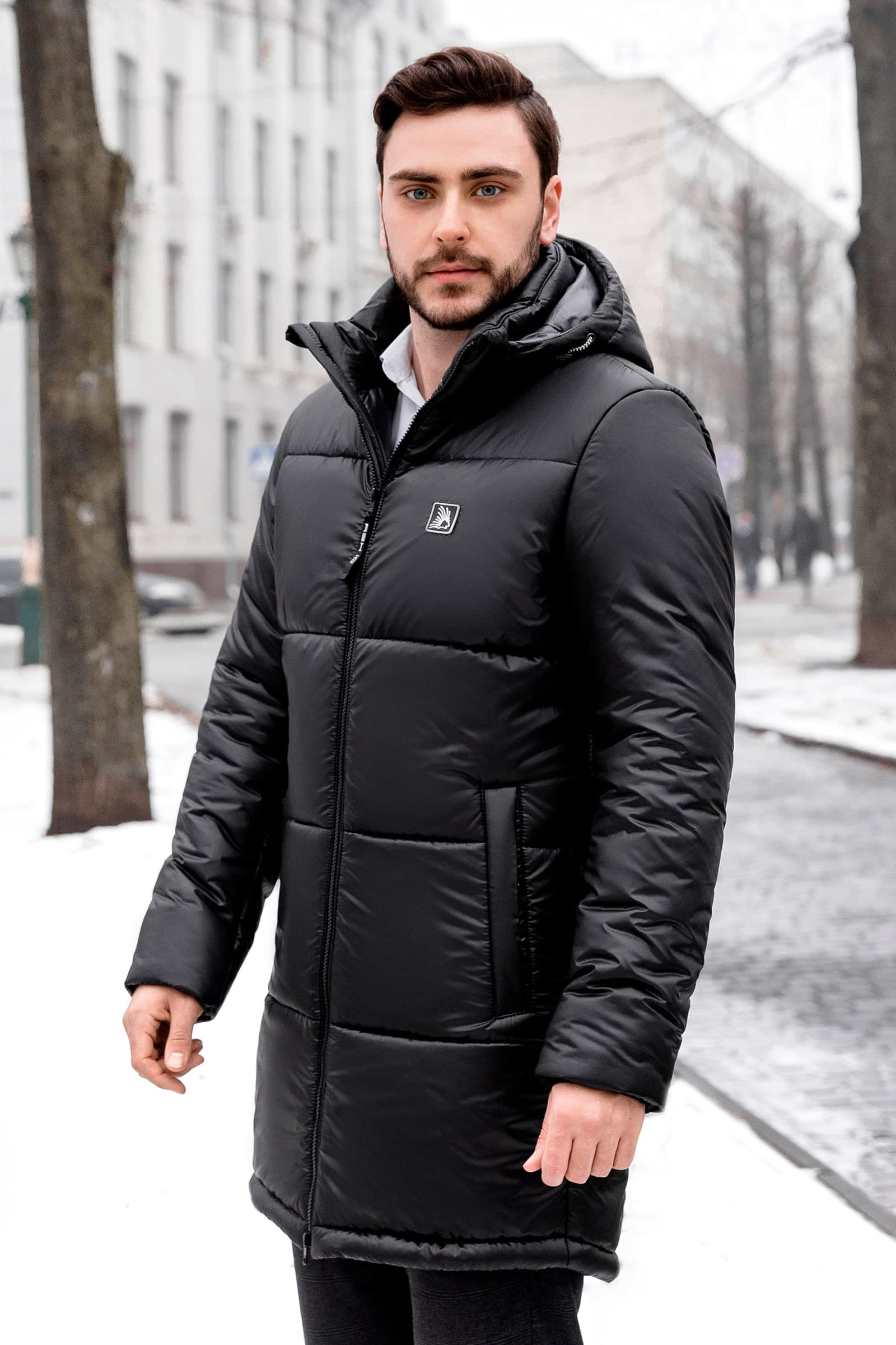 Купить зимнюю куртку мужскую Днепропетровск - фото