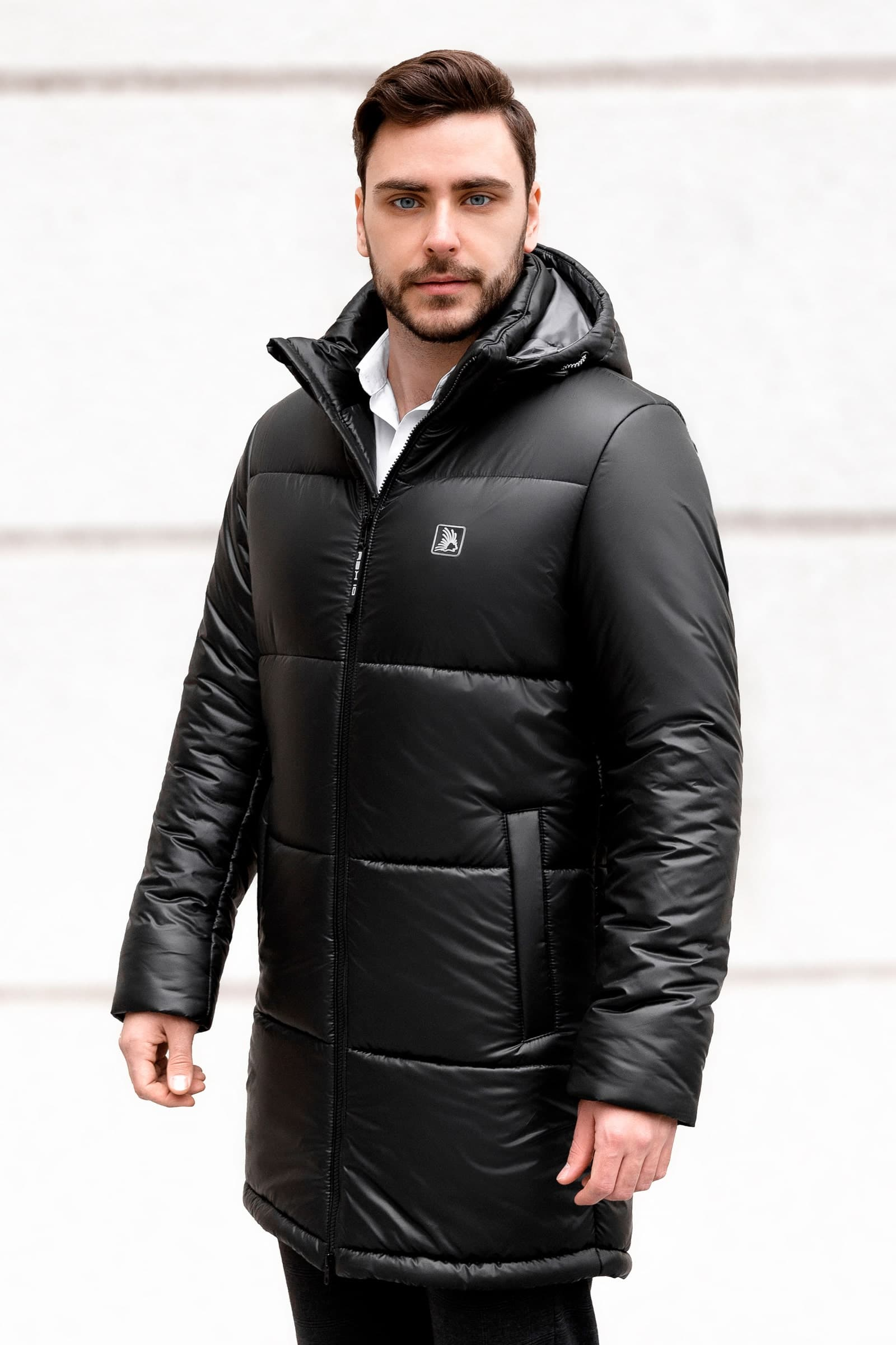 Купить зимнюю куртку мужскую Киев