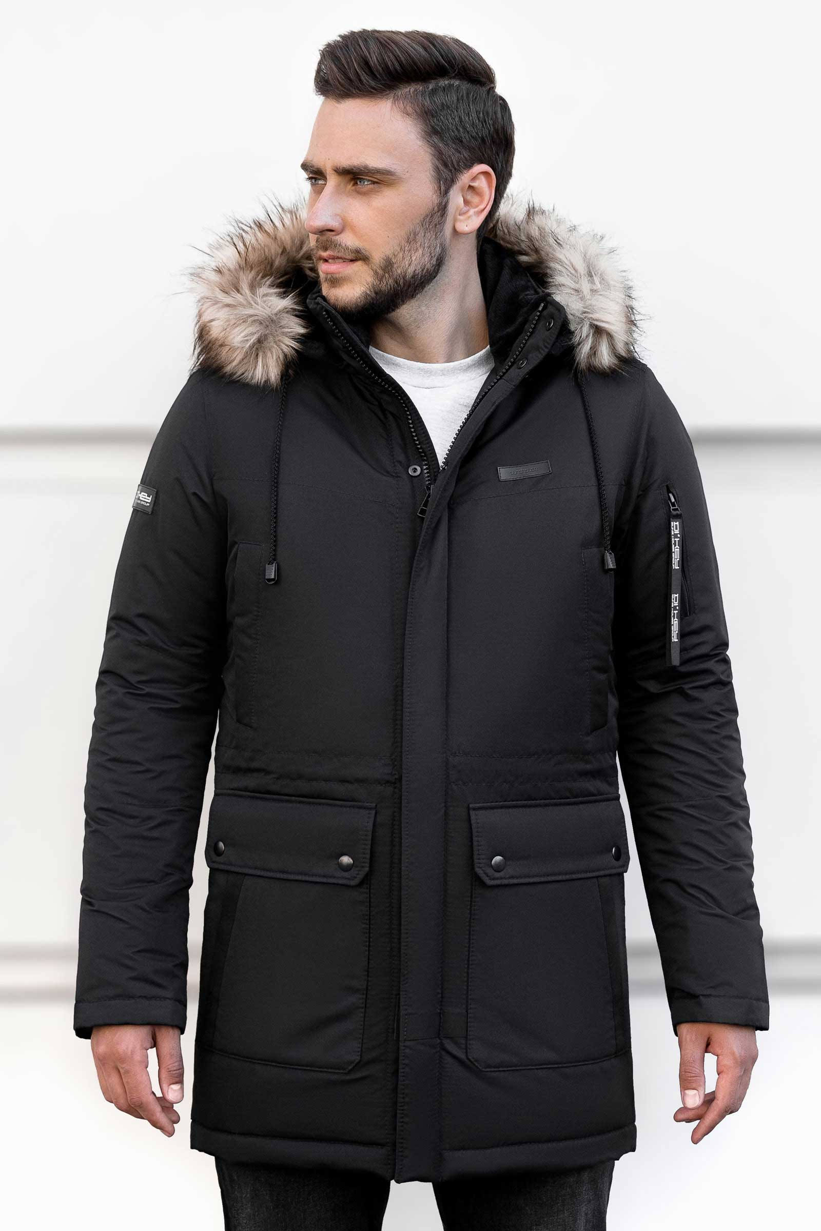 Куртка утепленная мужская Киев