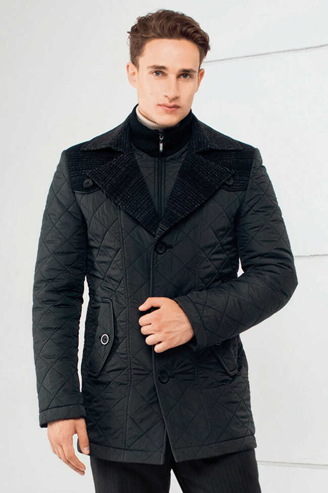 Интернет магазин мужских курток - фото