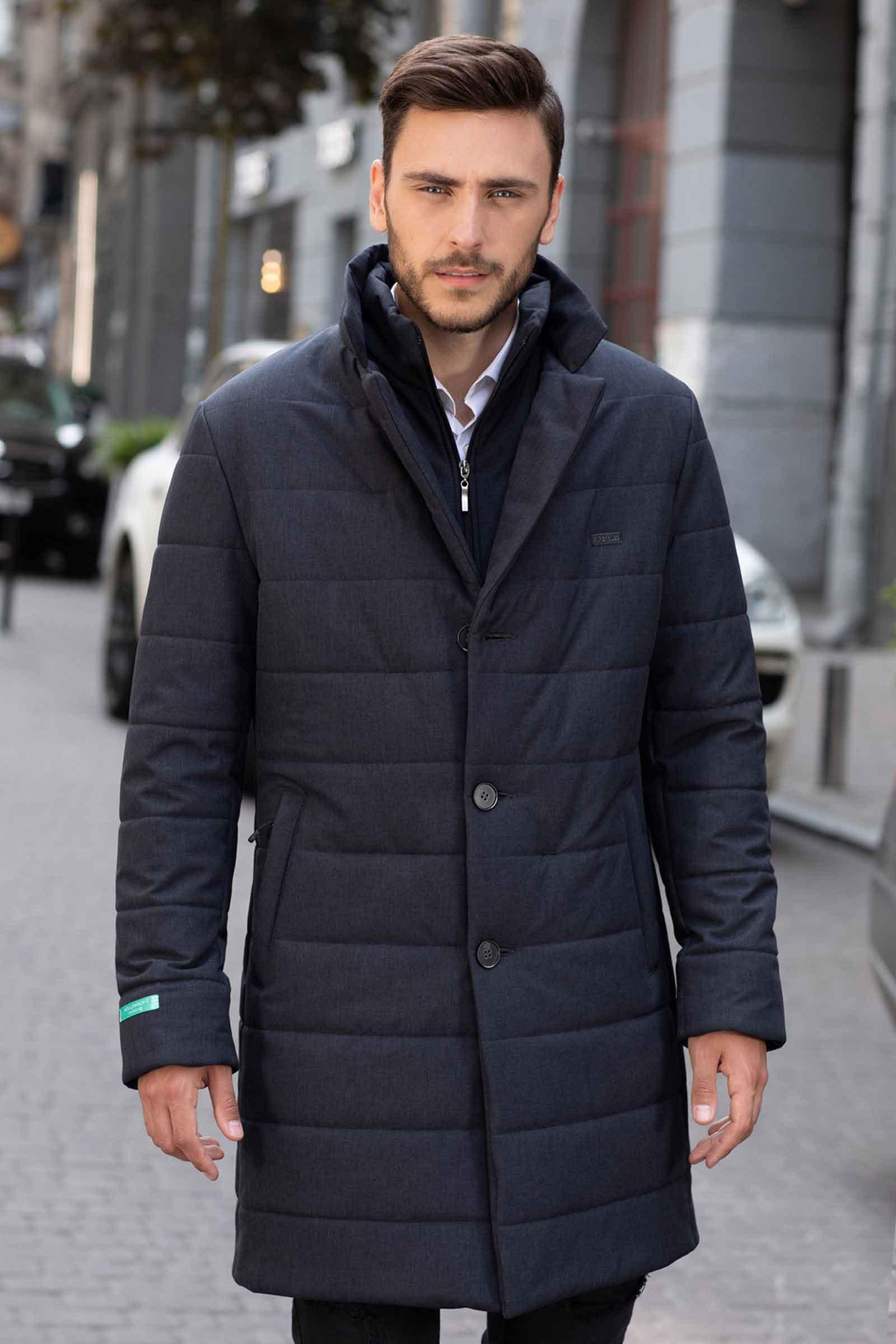 Модные куртки пальто мужские