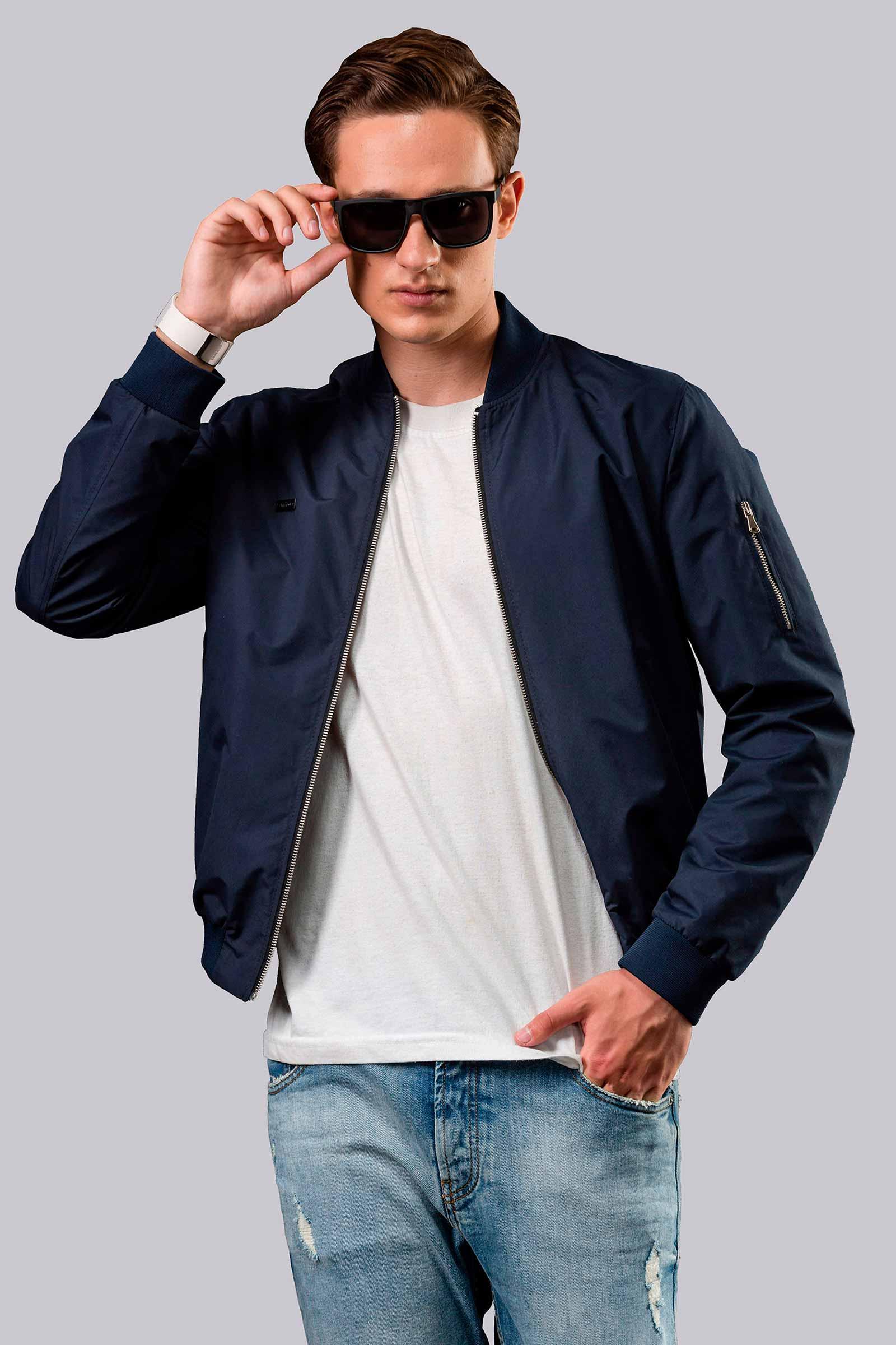 Мужская куртка пилот: легендарные модели в современном исполнении - фото