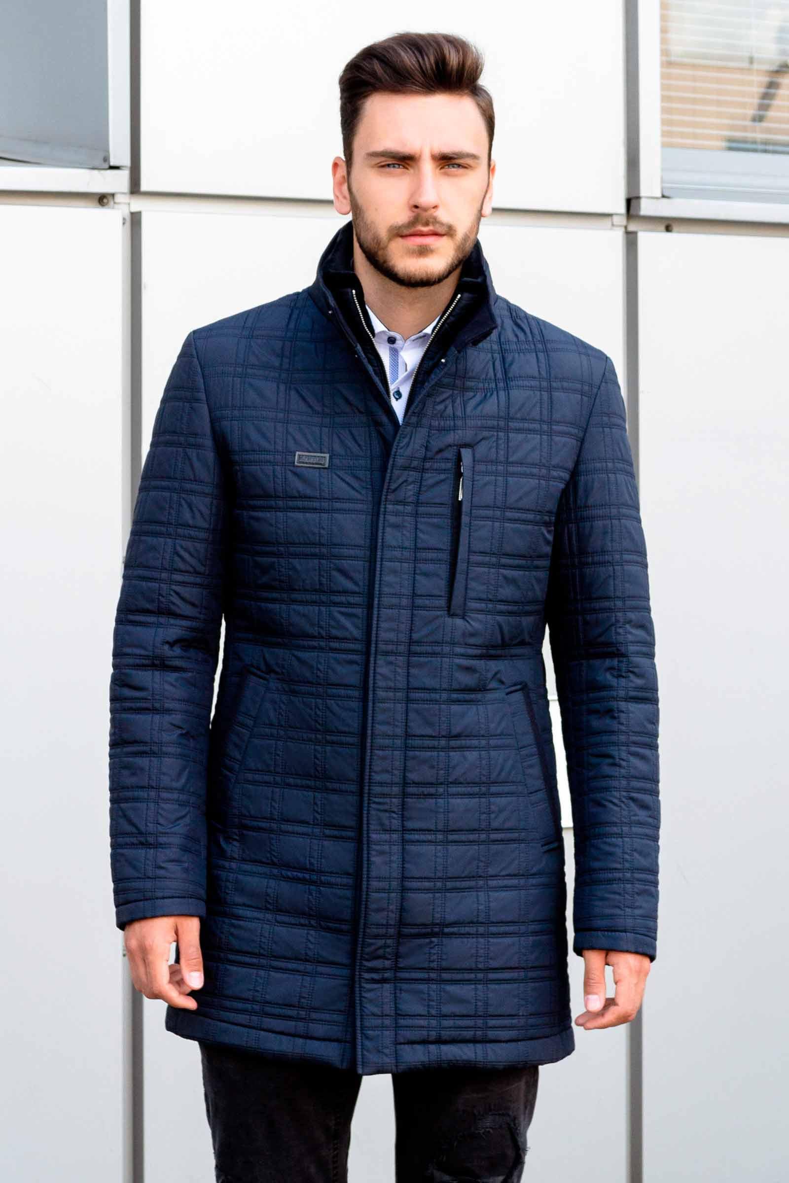 Купить мужскую стеганую куртку Одесса - фото