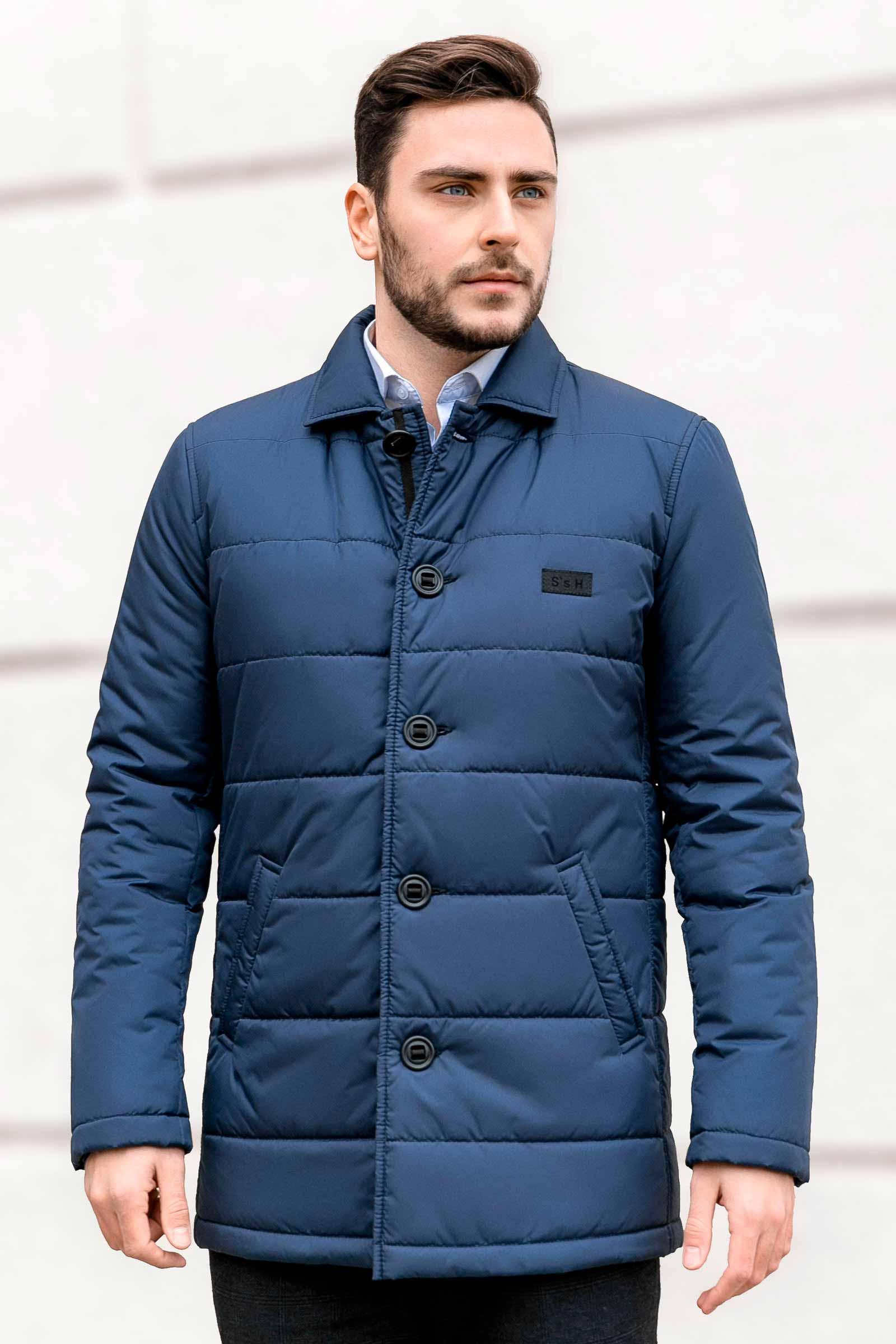 Купить мужскую стеганую куртку Харьков