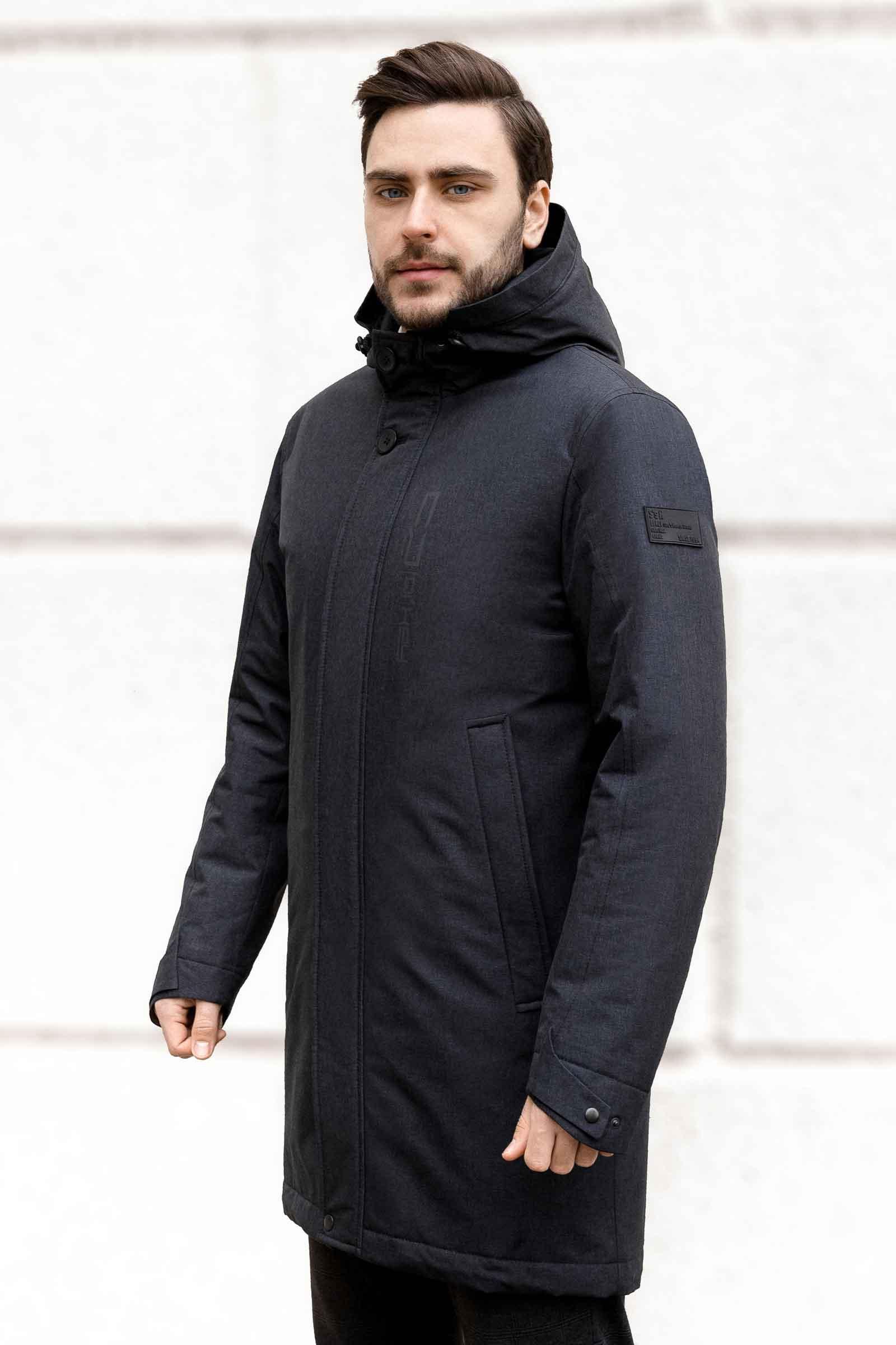 Осенняя мужская куртка Харьков - фото