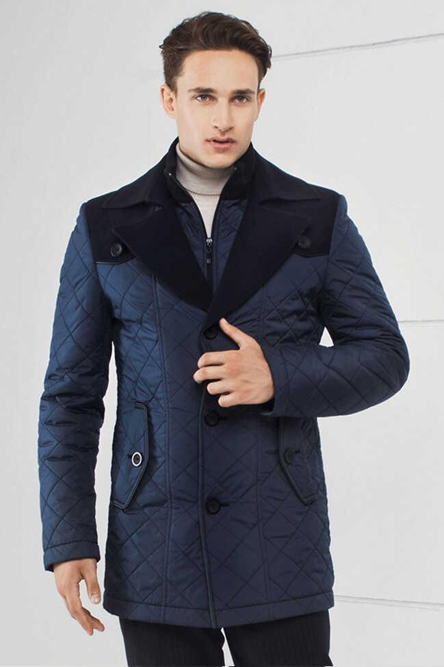 Купить мужскую синюю куртку Николаев