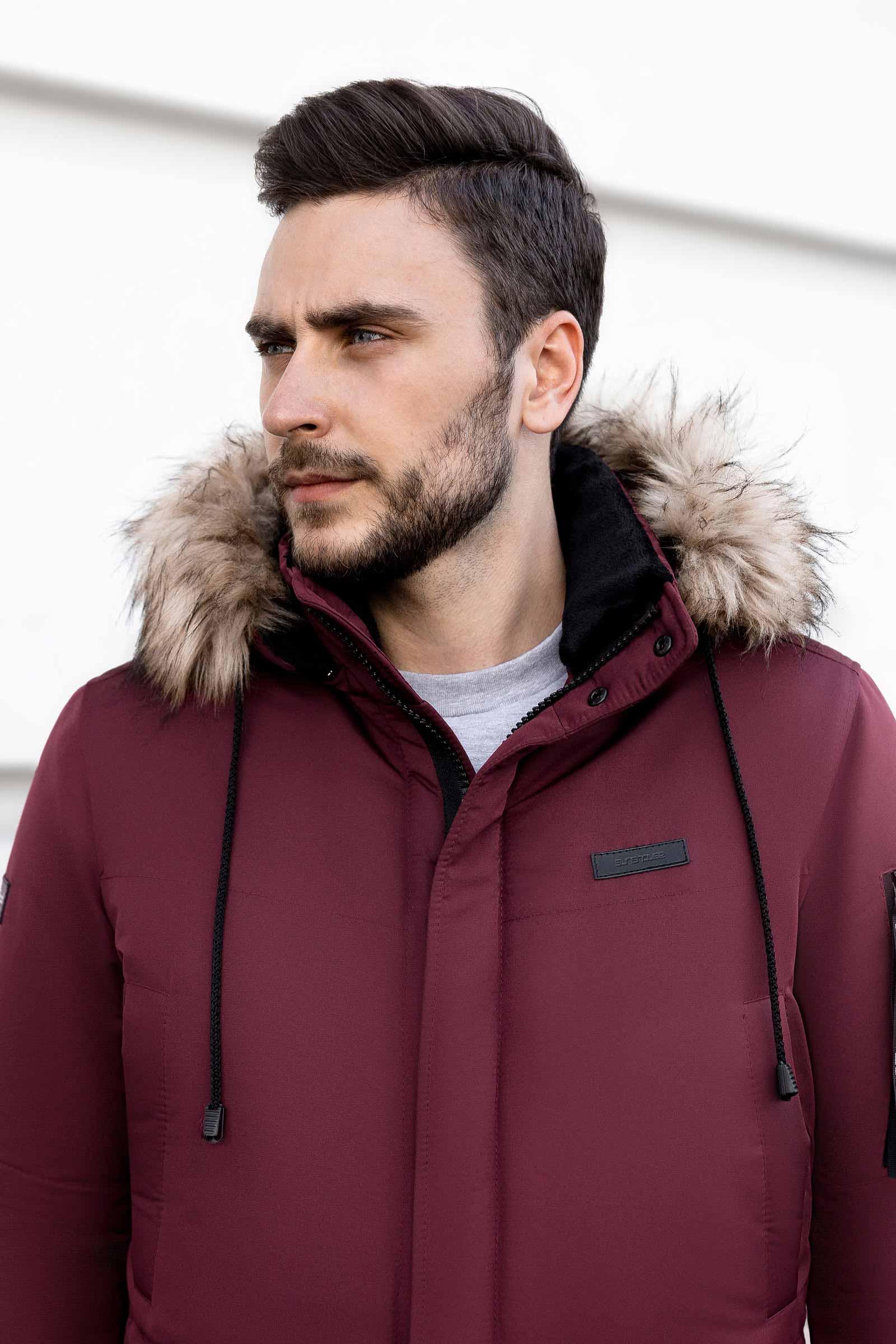 Мужские зимние куртки Киев - фото