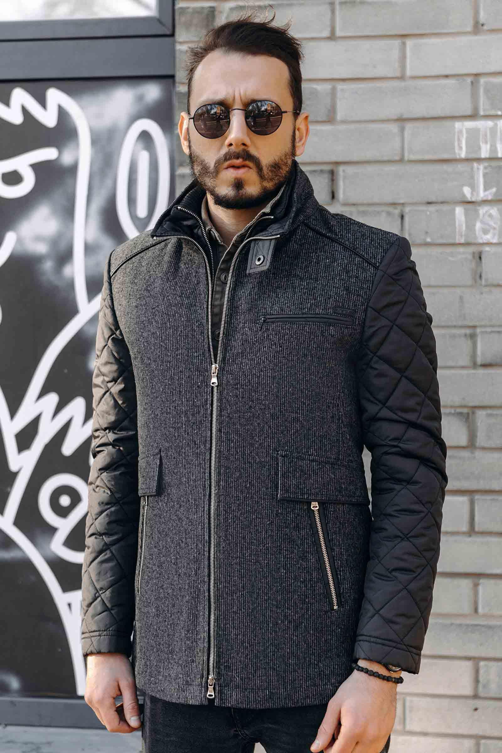 Продажа мужских курток пальто - фото