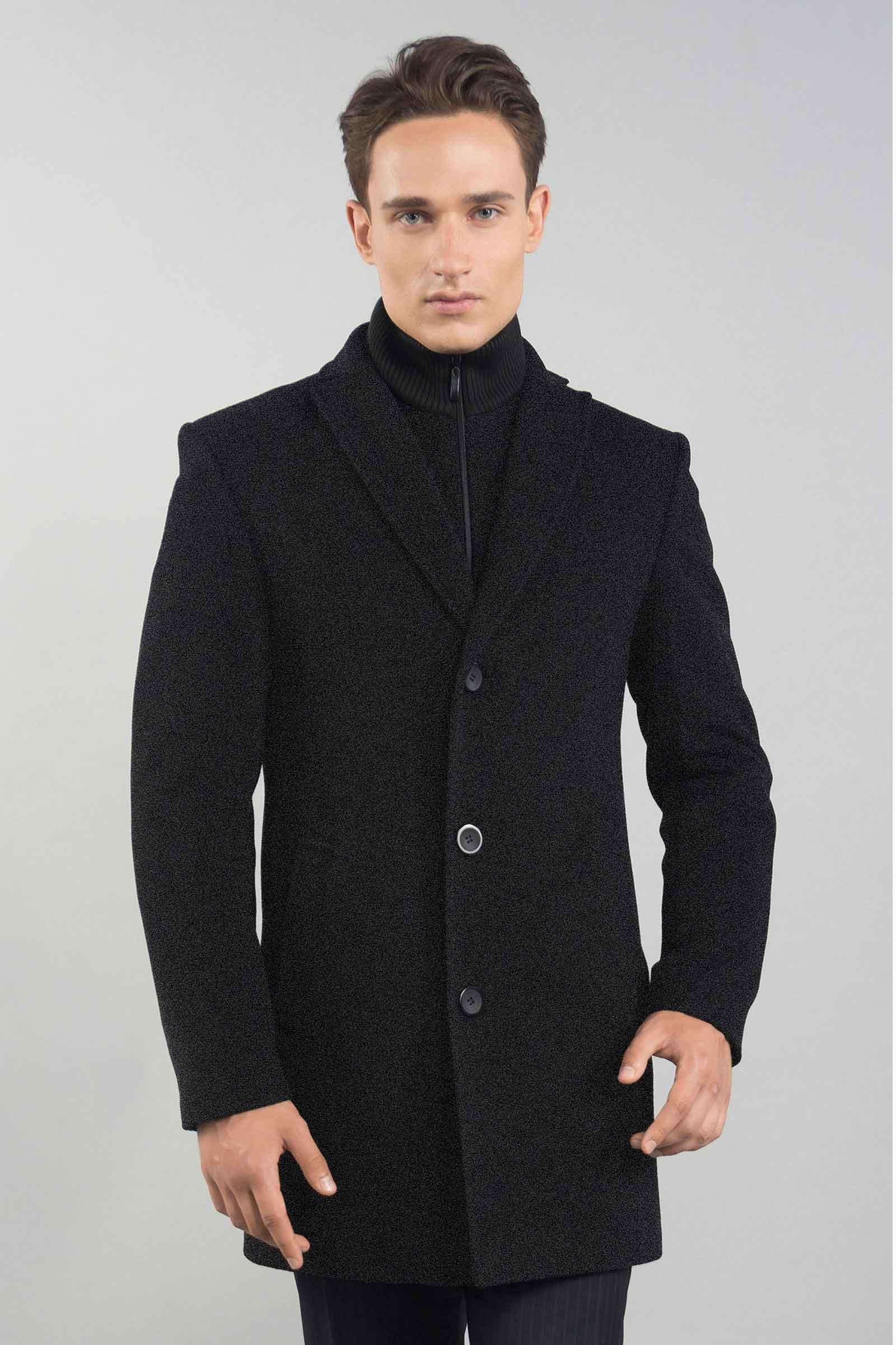 Купить классическое пальто