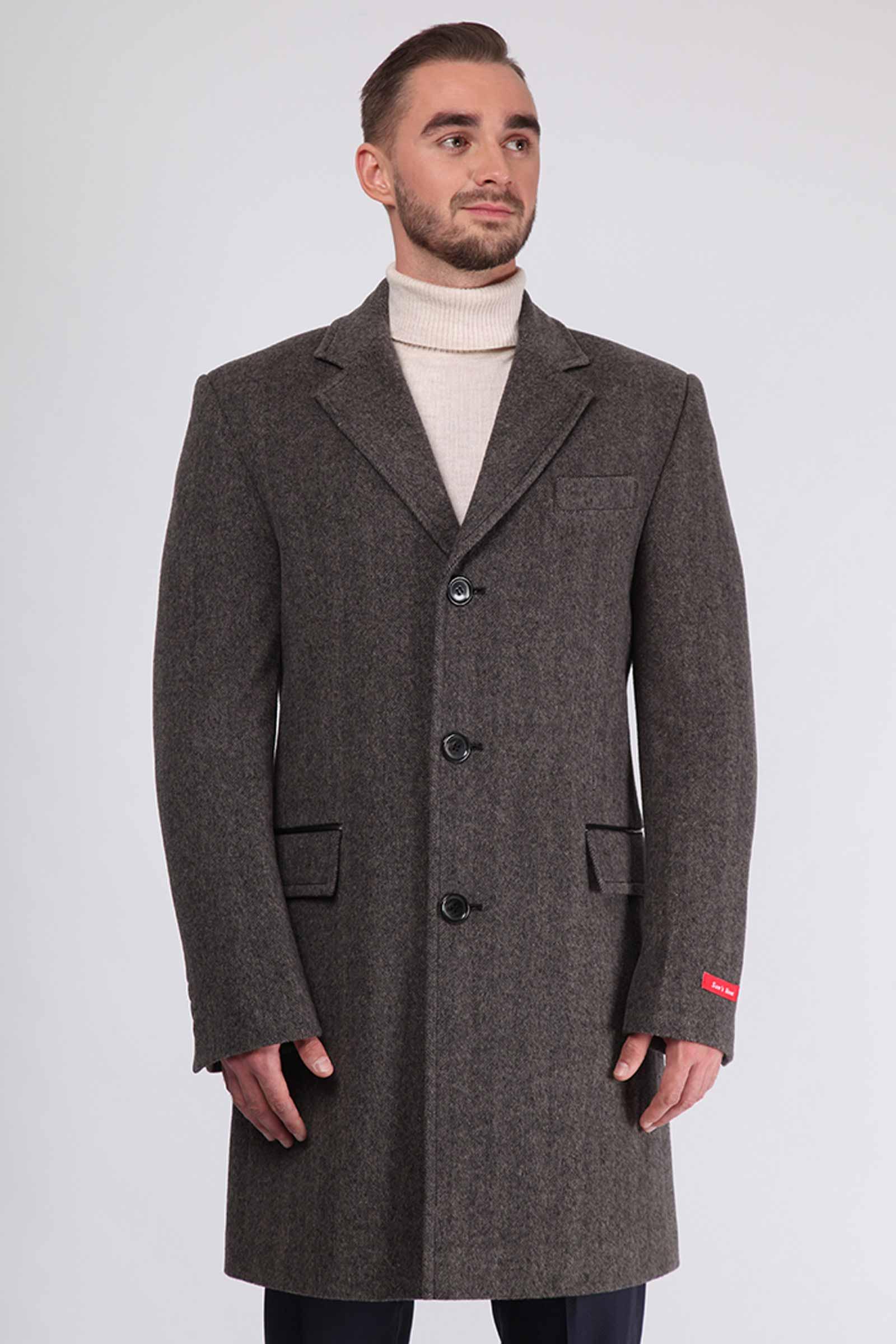 Заказать мужское пальто в Николаеве