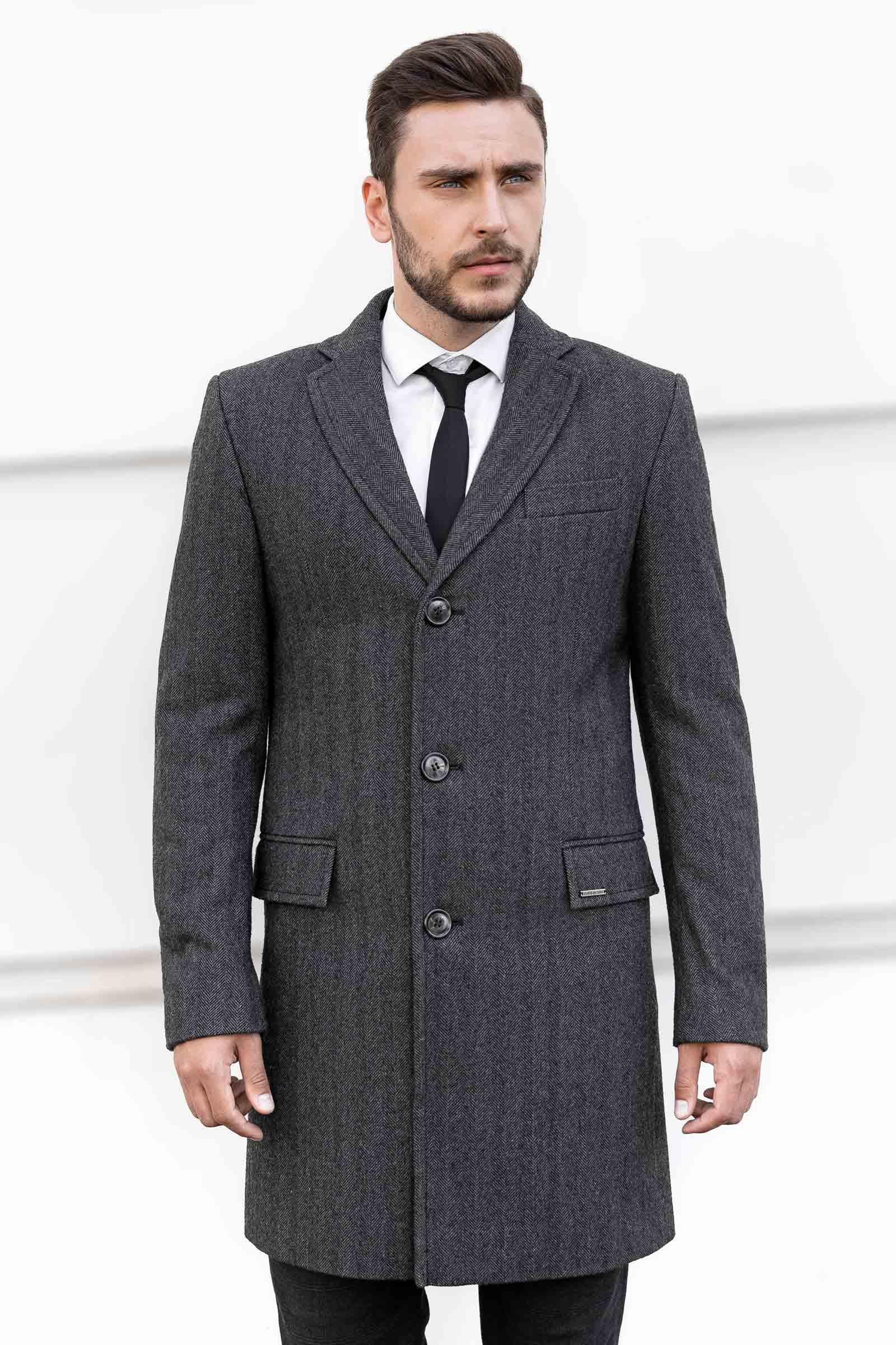 Пальто для мужчины весна