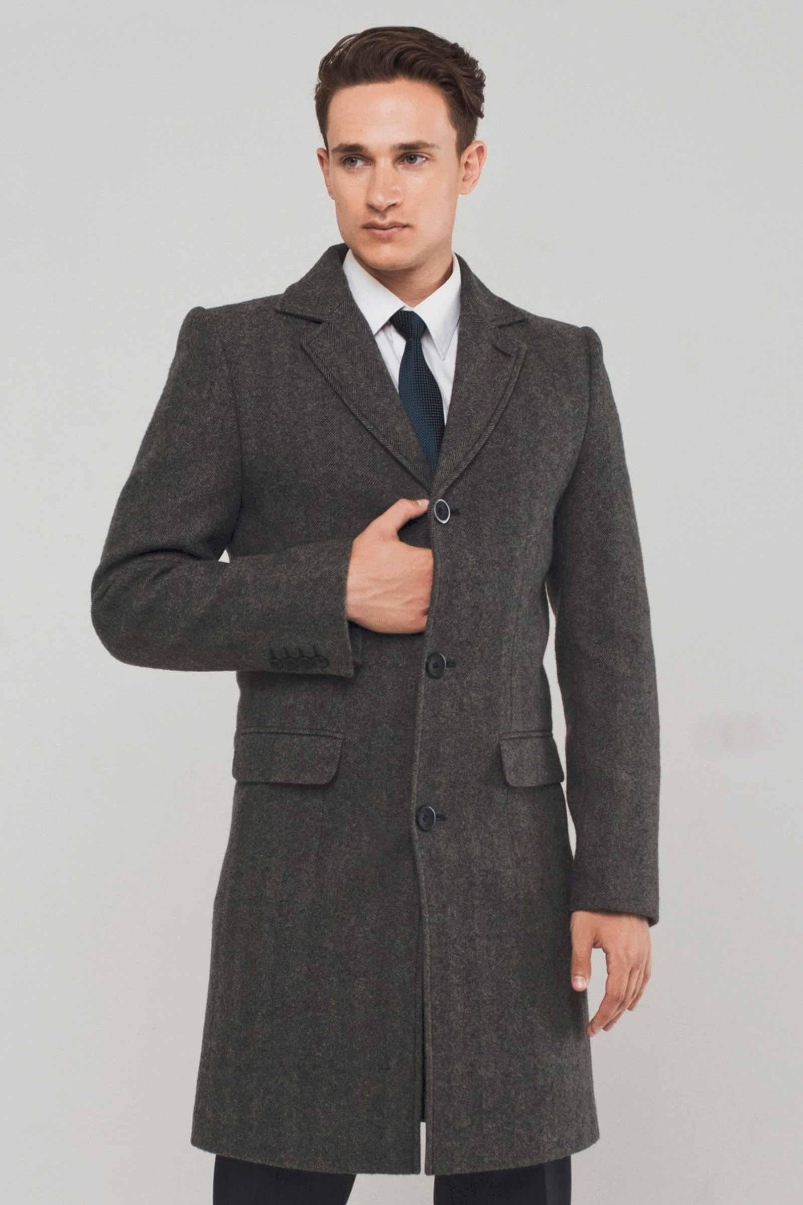 Где купить мужское пальто в Николаеве
