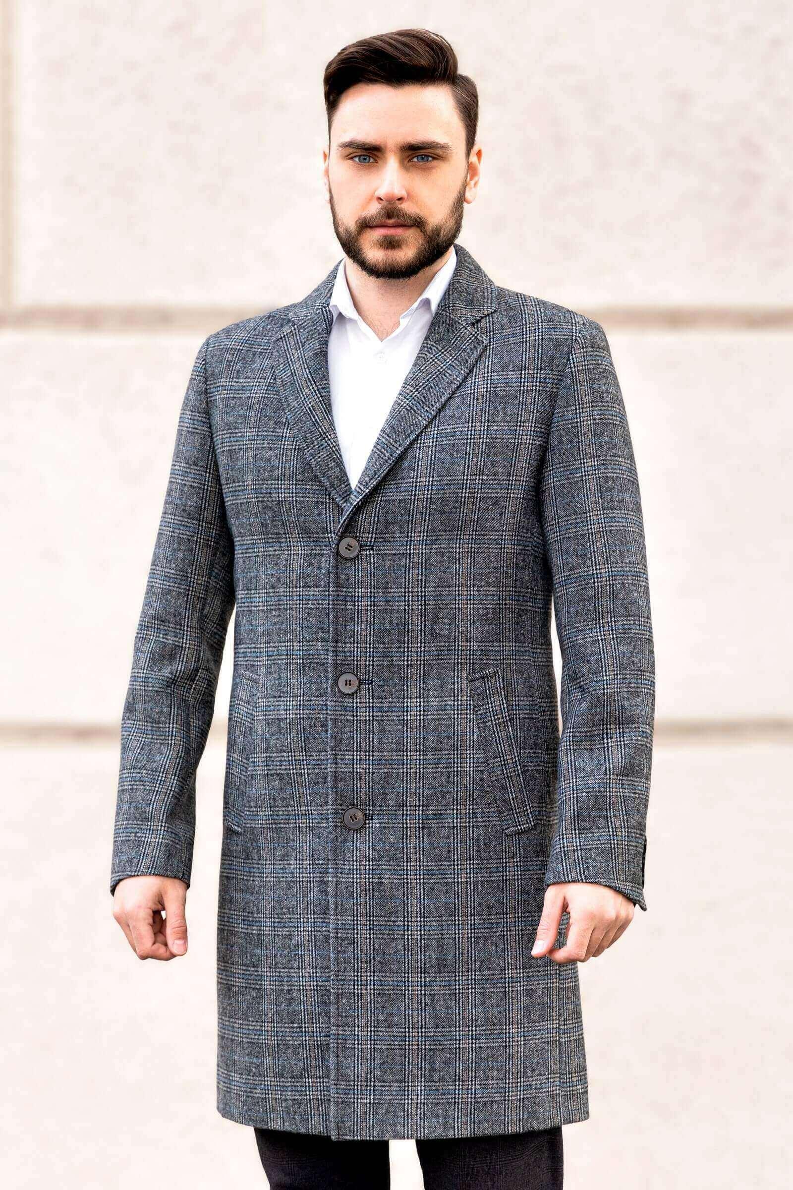 Новая коллекция мужских пальто