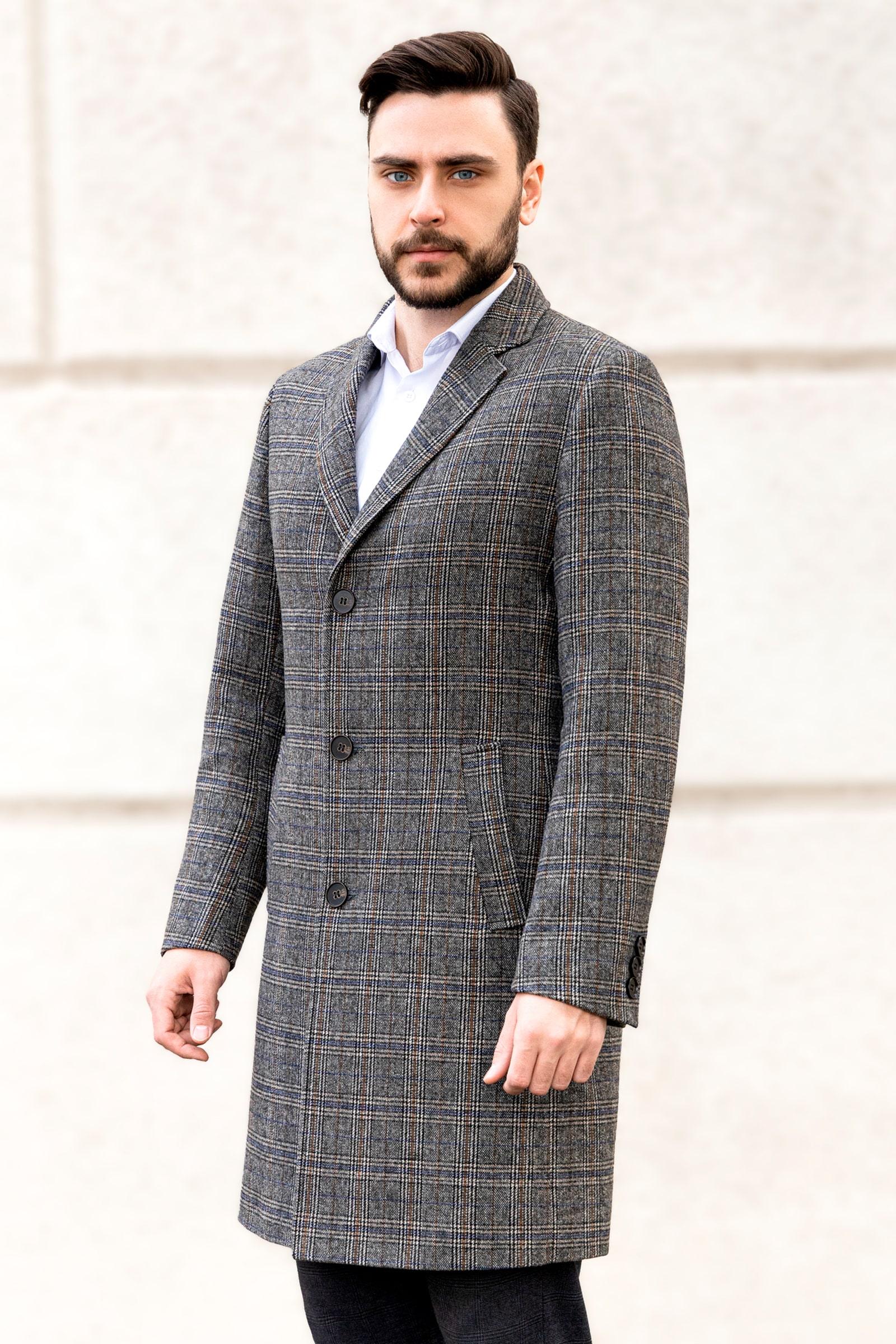 Мужские качественные пальто Запорожье