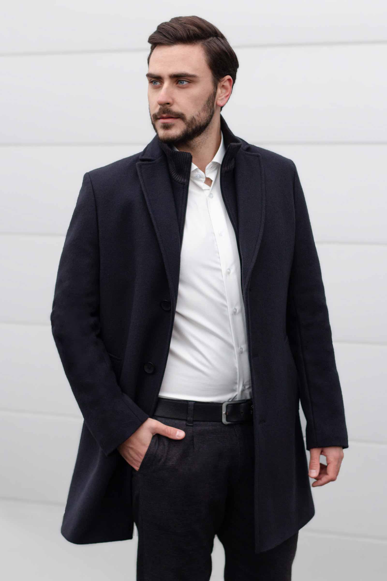 Какое мужское пальто купить
